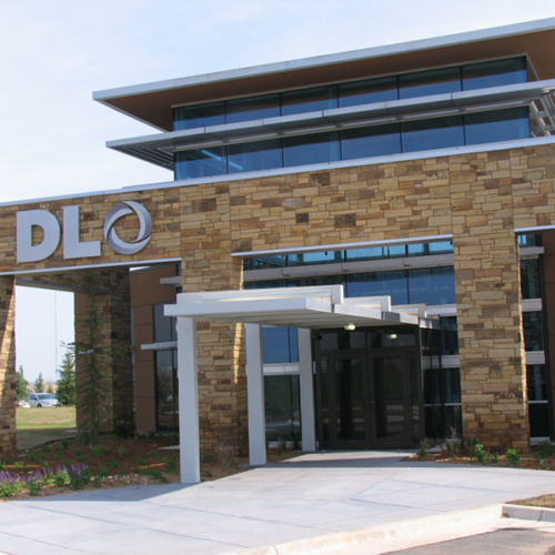 DLO Office Built With Eufaula Cut Stone