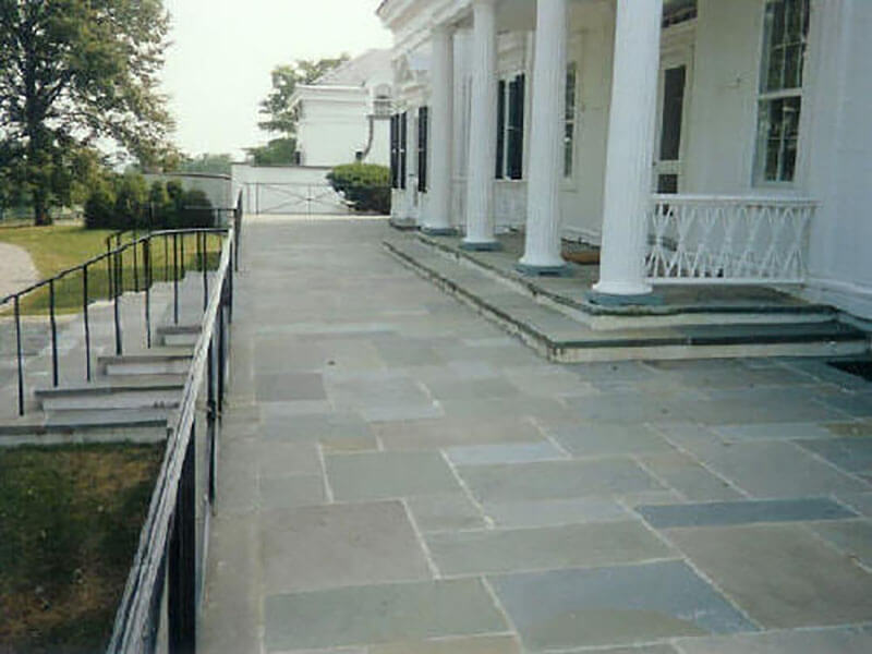 New York Bluestone Flooring