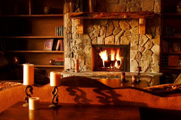 How To Clean Stone Fireplaces