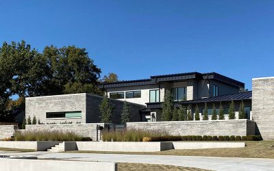 What Are Four Common Characteristics of Contemporary Style Homes?
