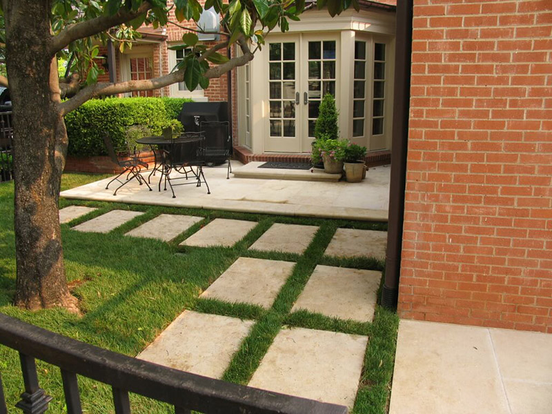 Turn Your Landscape Area into Classic with Natural Stones