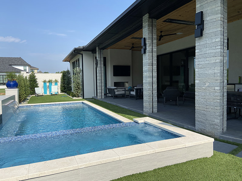 What Is the Best Natural Stone for a Pool?