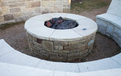 10 Reasons Why a Natural Stone Firepit is the Best Choice for the Winter Season